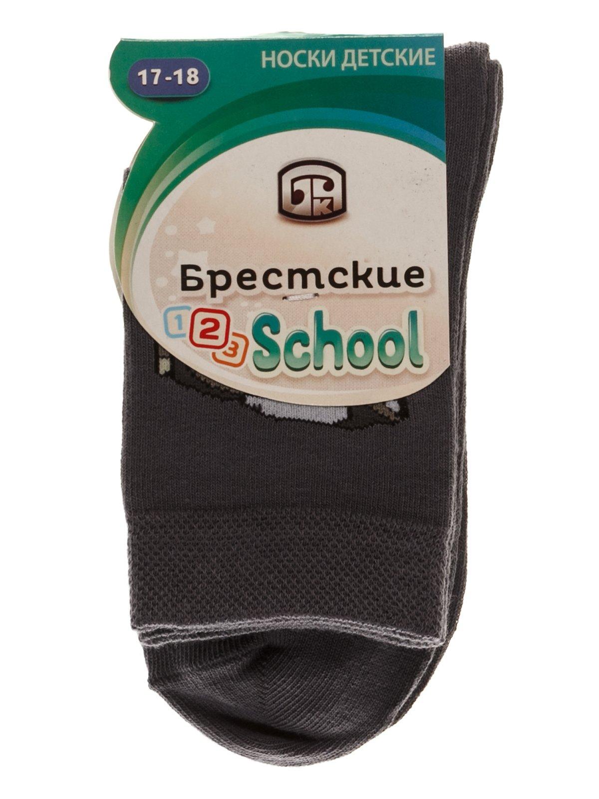 Носки серые   3750575