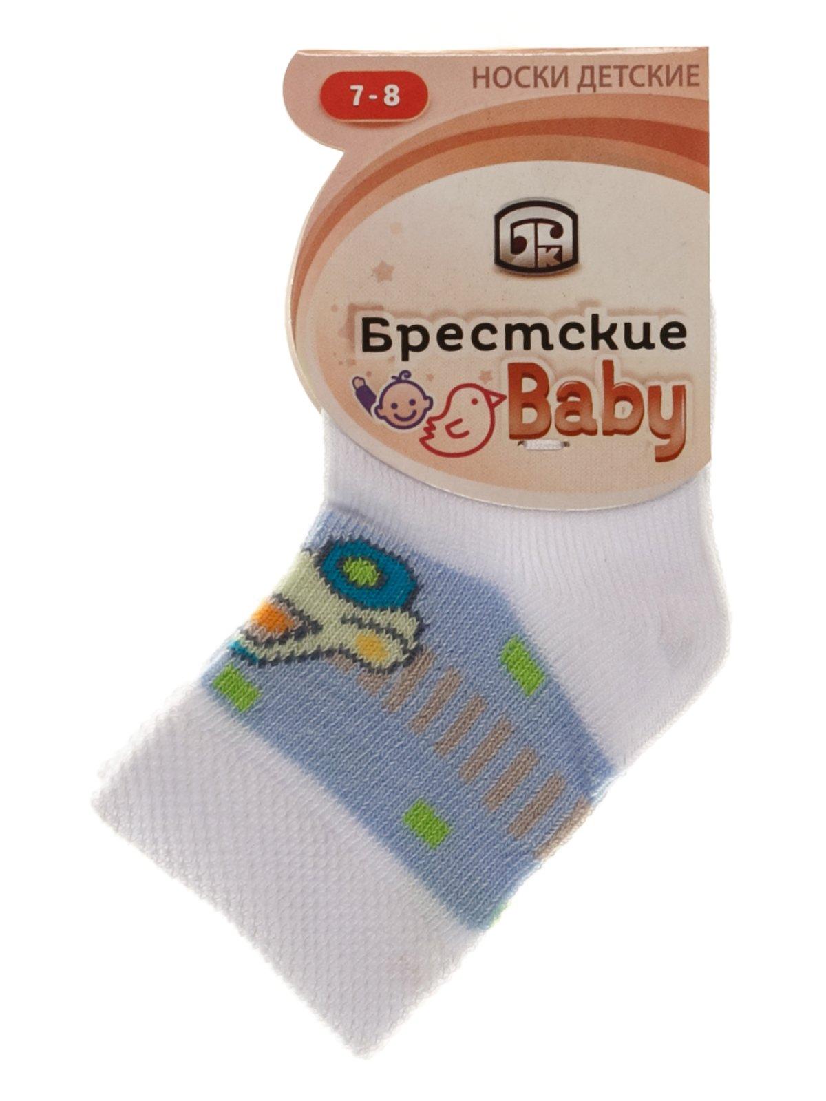 Шкарпетки білі | 3750510
