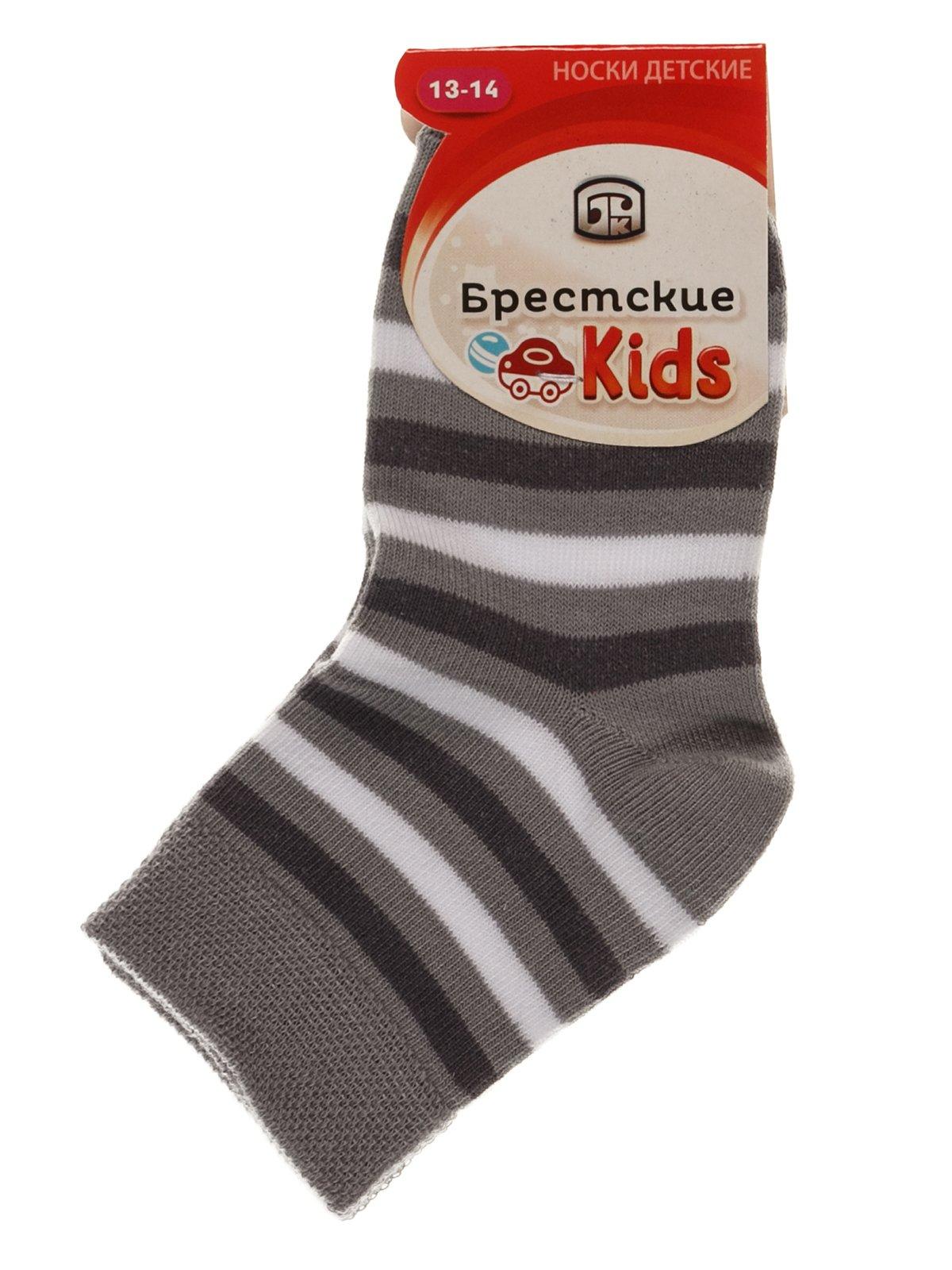 Носки серые | 3750552