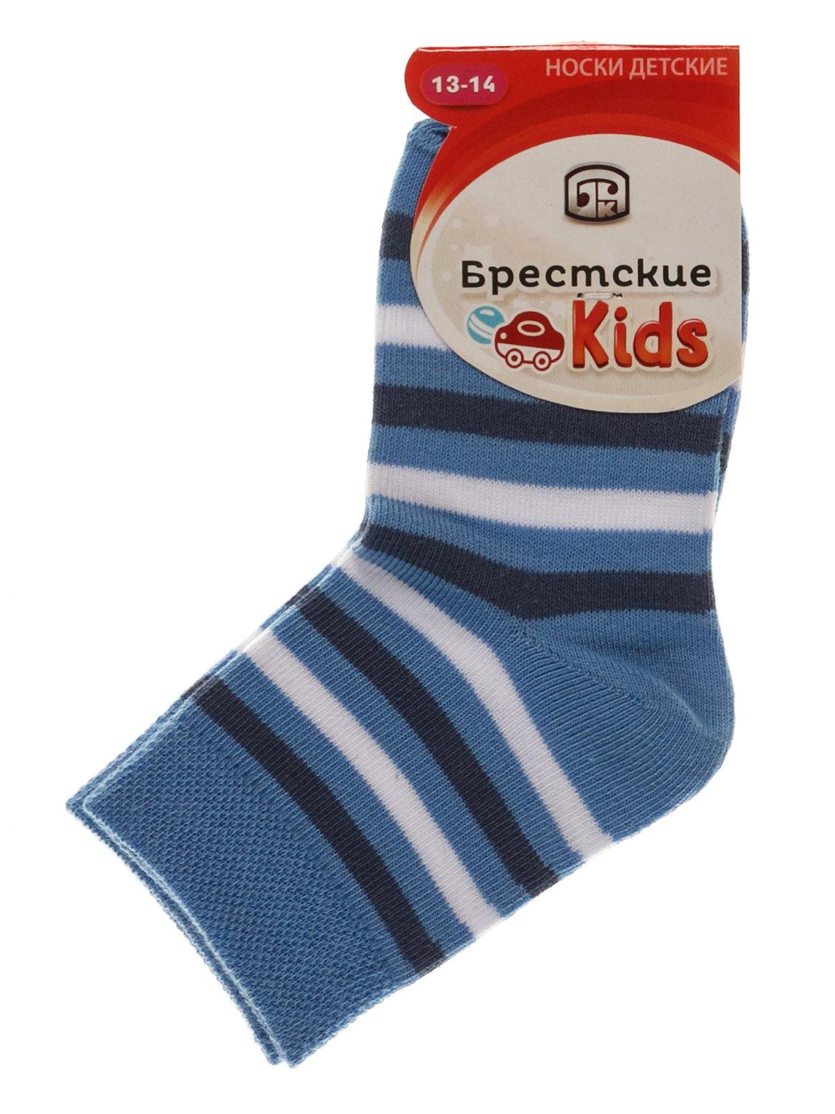 Носки голубые | 3750550