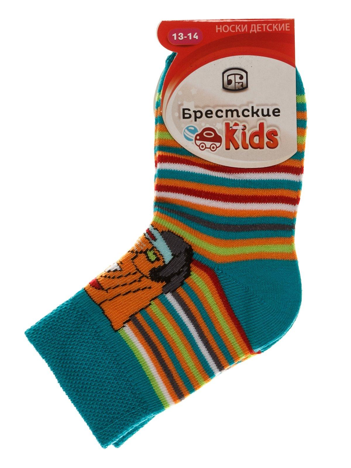 Шкарпетки зелені | 3750543