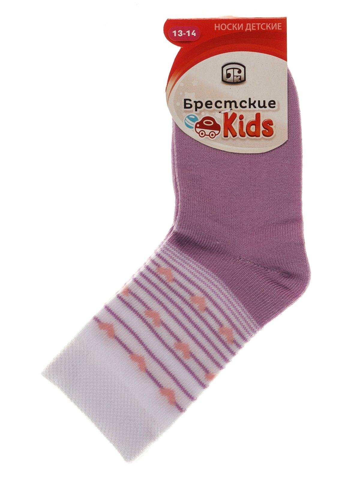 Носки фиолетовые | 3750530