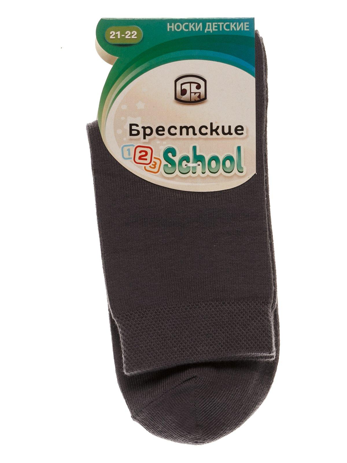 Шкарпетки сірі | 3750562
