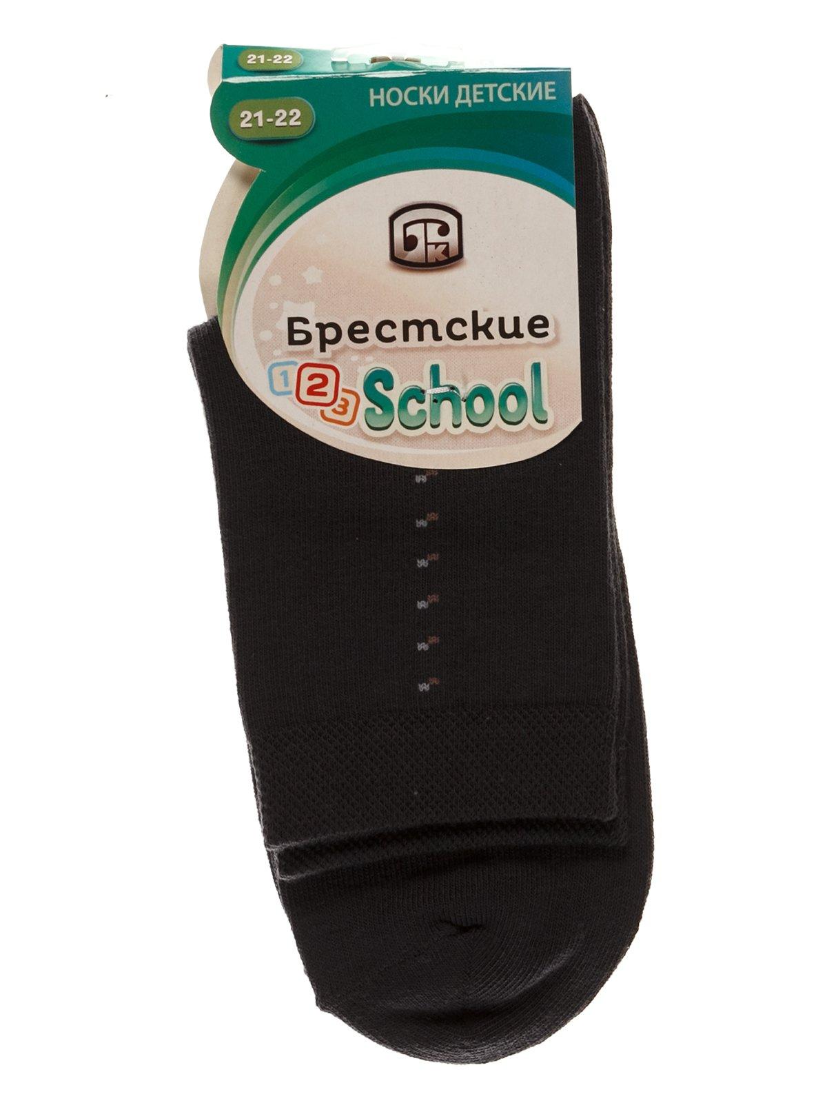 Шкарпетки сірі | 3750607