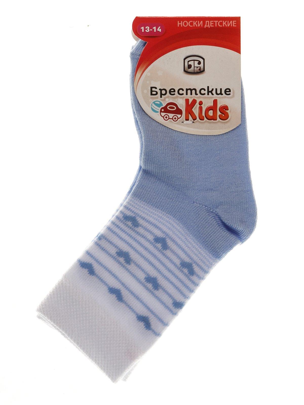 Шкарпетки блакитні   3750529