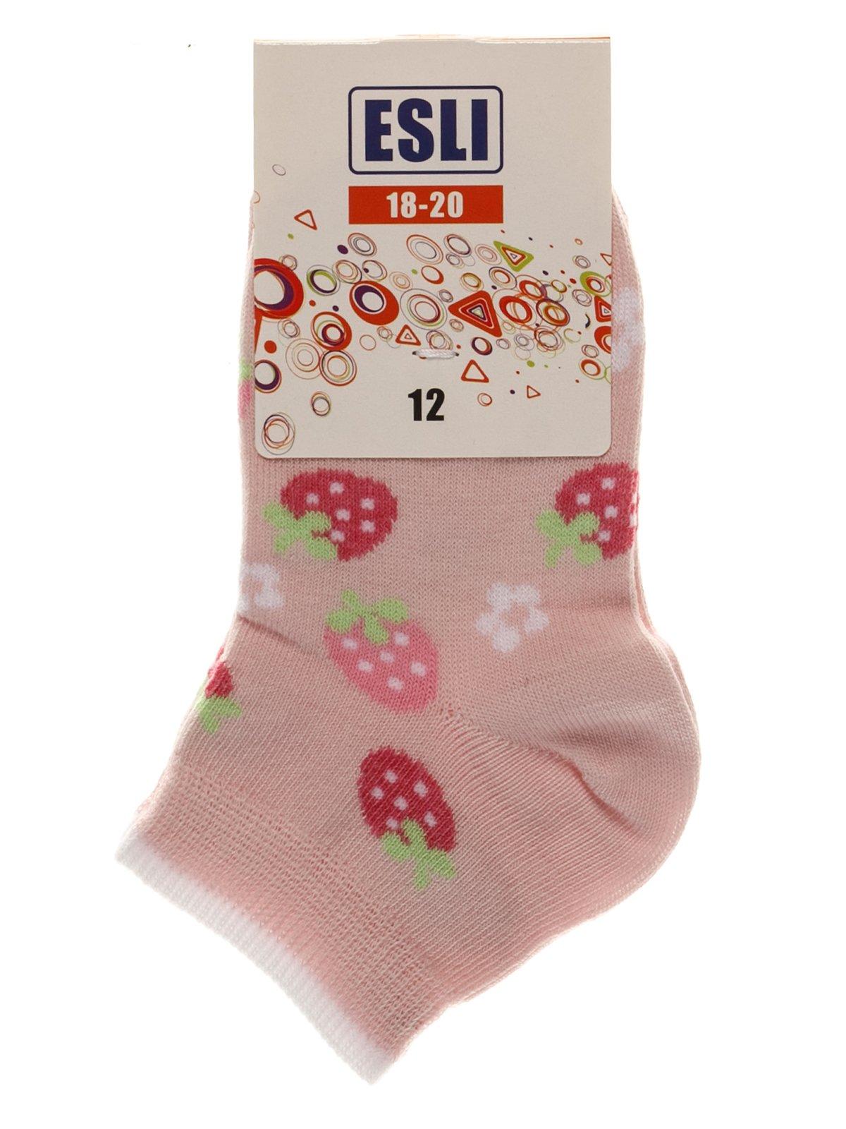 Шкарпетки рожеві   3750379