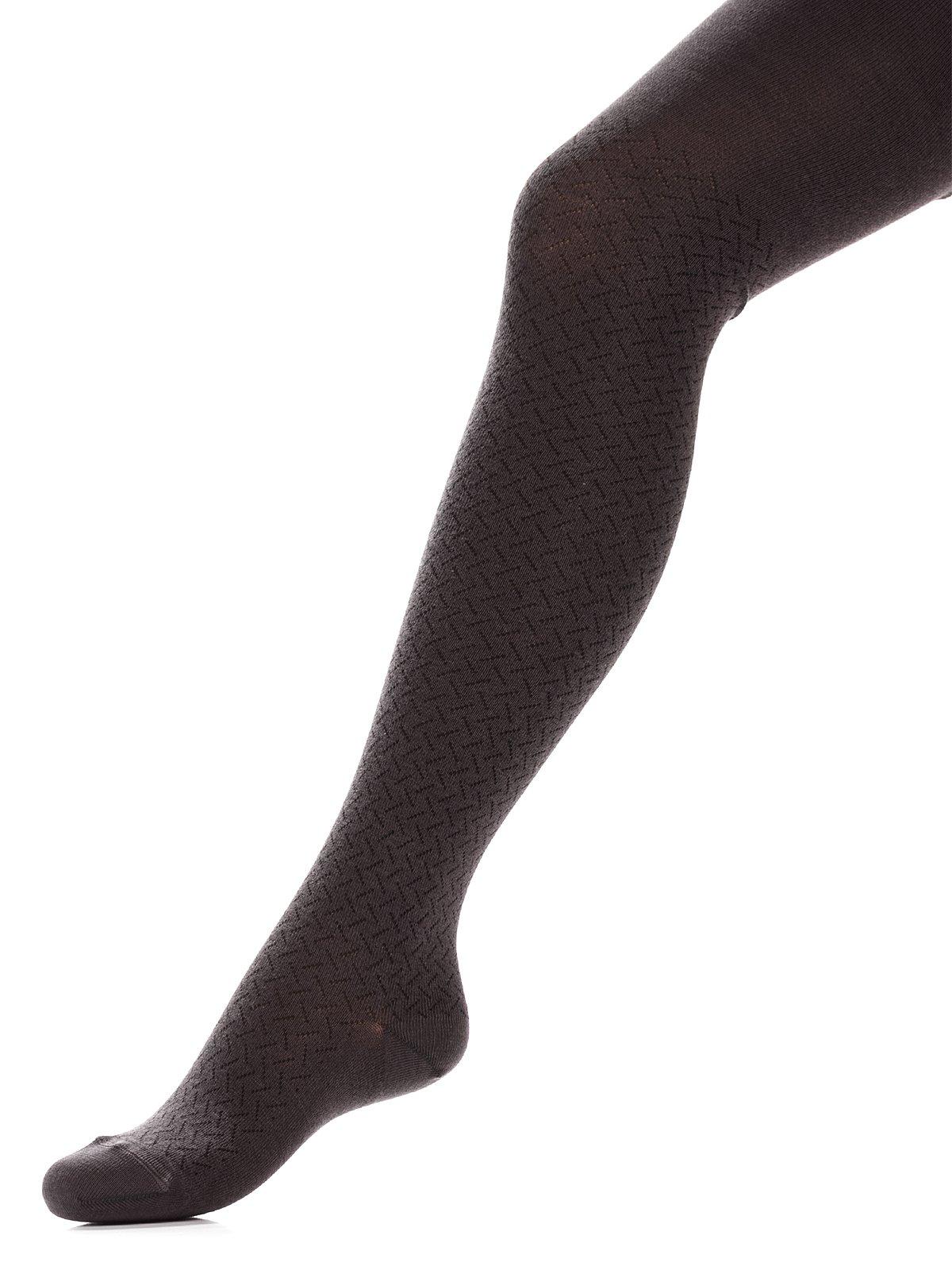 Колготки темно-серые   3750117