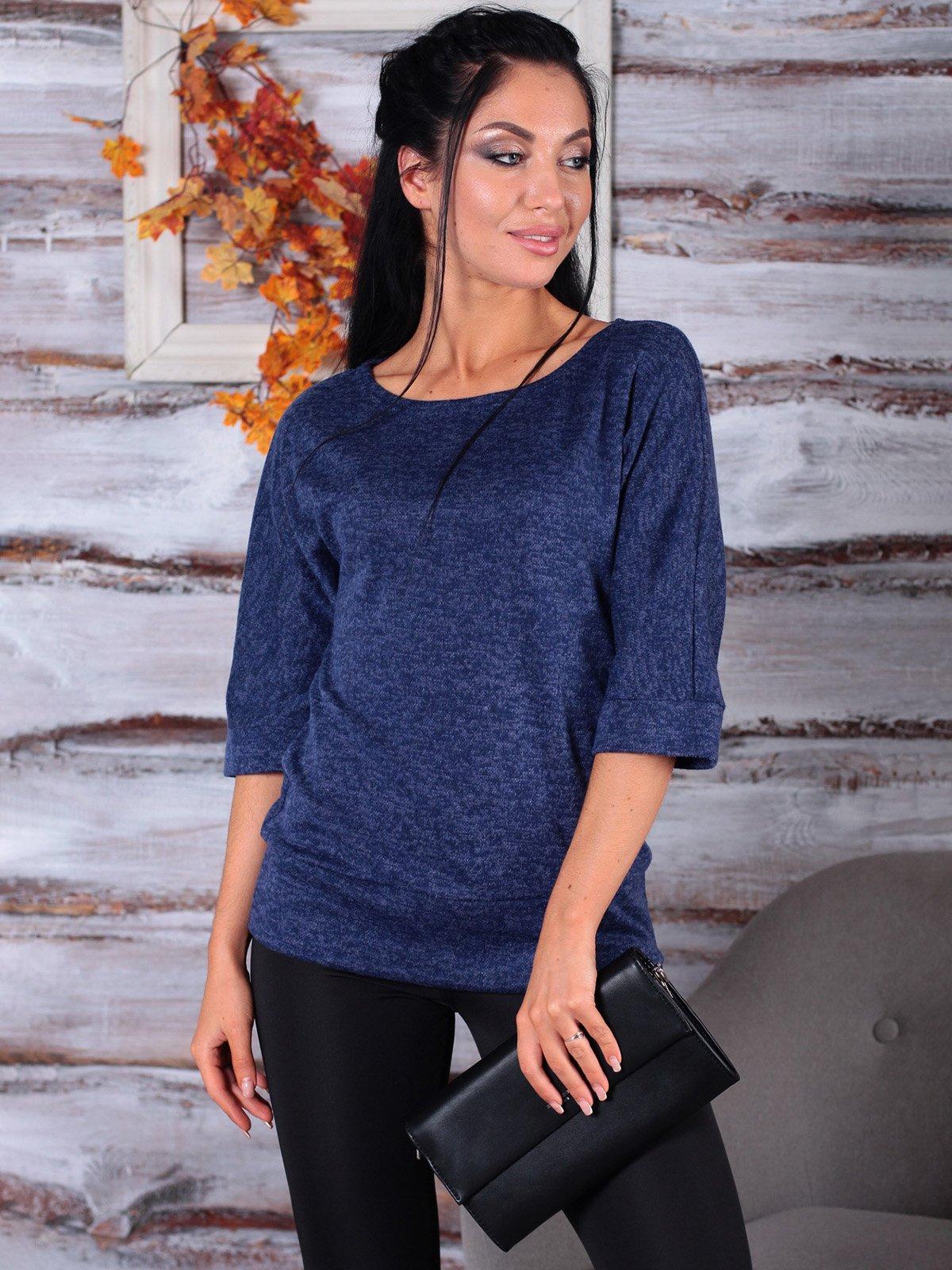 Блуза синя   3788900