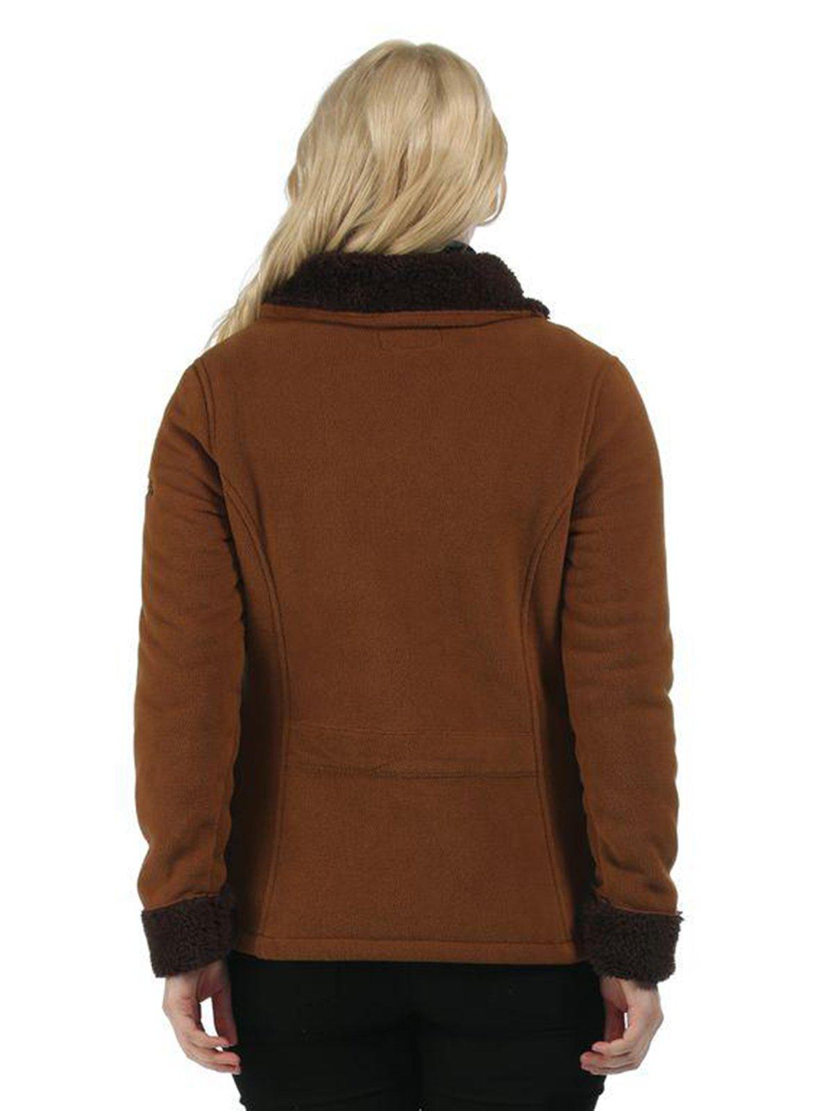 Куртка коричнева | 3792165 | фото 8