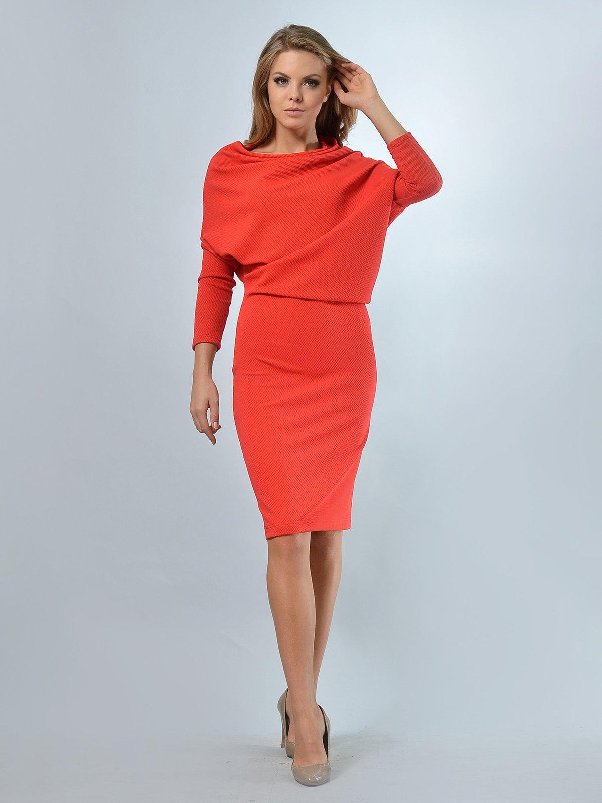 Платье красное   3794608