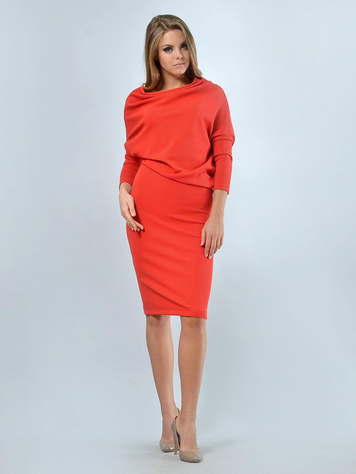 Платье красное   3794608   фото 2