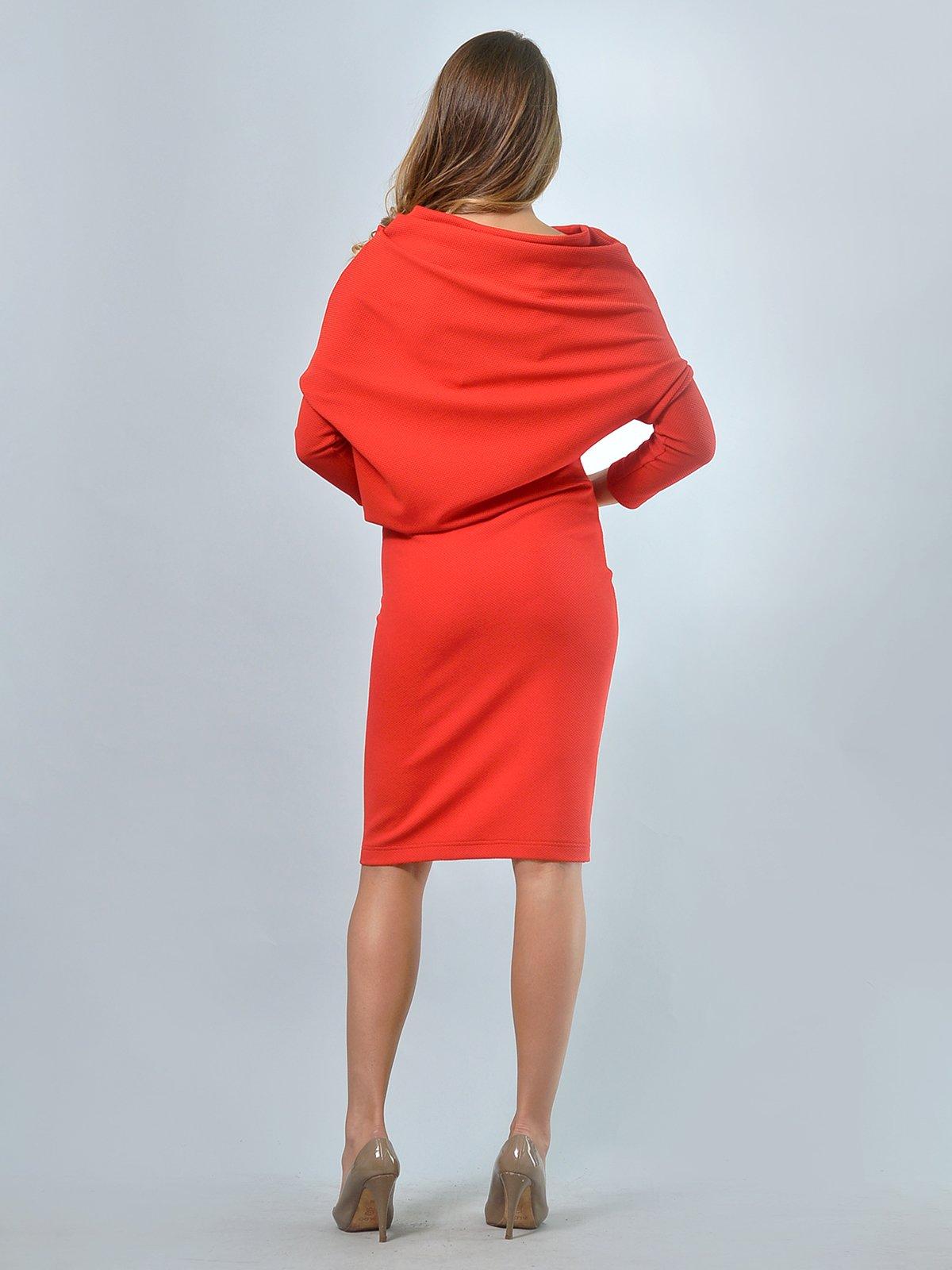 Платье красное   3794608   фото 3
