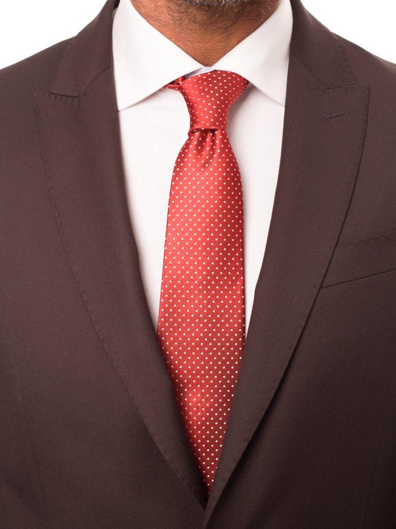 Пиджак коричневый | 3800912 | фото 4