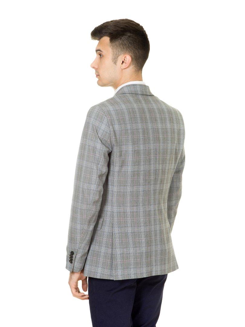 Пиджак серый | 3800905 | фото 2