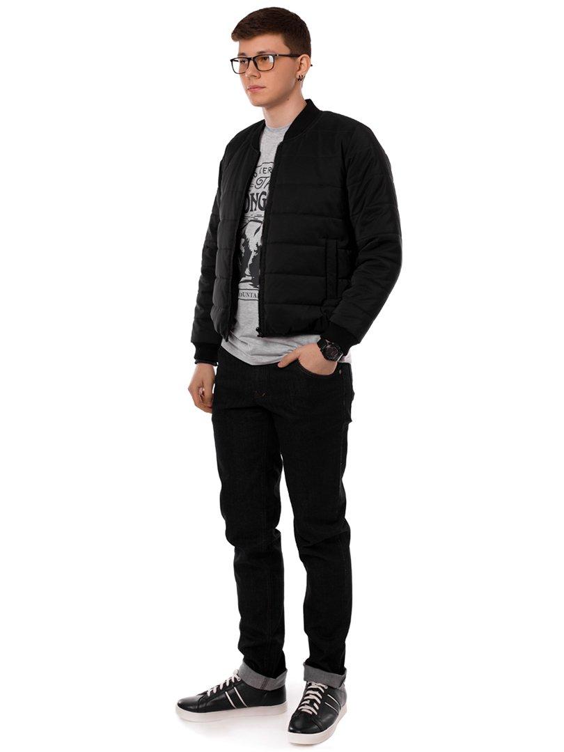 Куртка черная | 3801645 | фото 2
