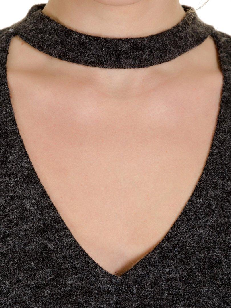 Сукня антрацитового кольору | 3801721 | фото 3