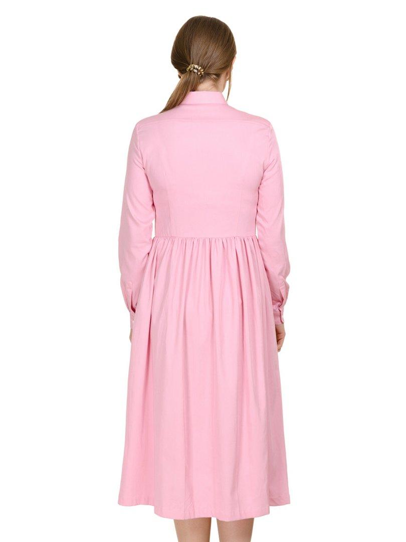 Платье розовое | 3801703 | фото 3