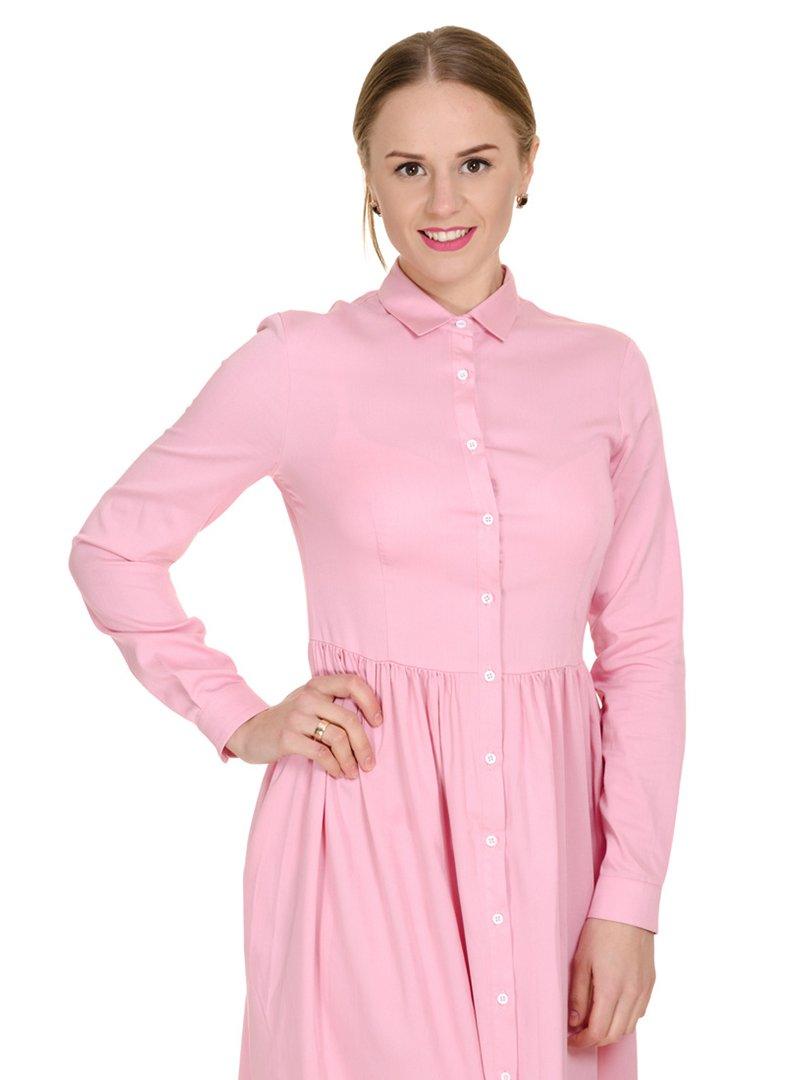 Платье розовое | 3801703 | фото 6