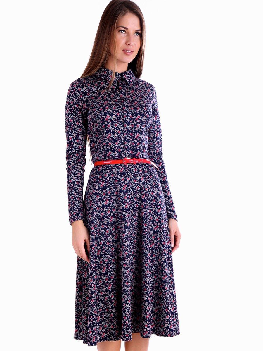 Платье в принт   3801803