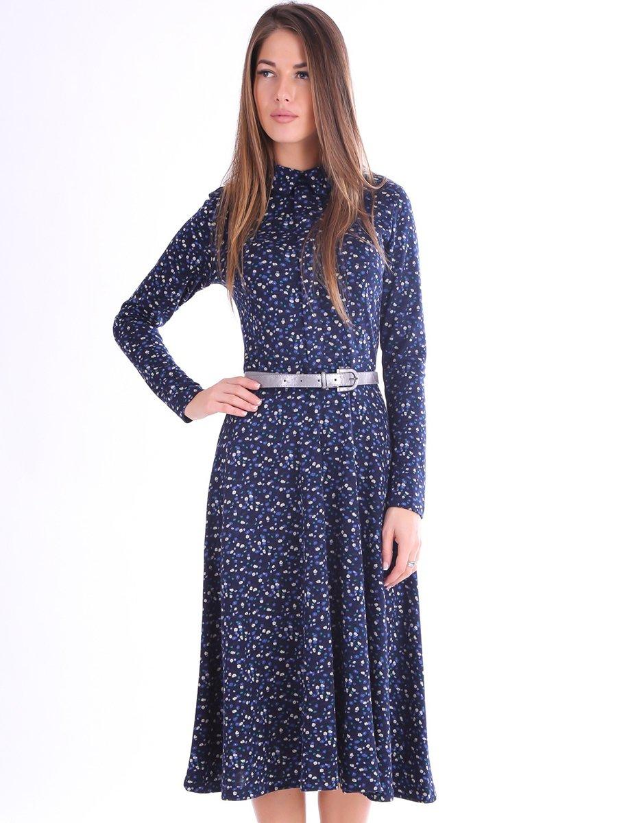 Платье в принт | 3801804