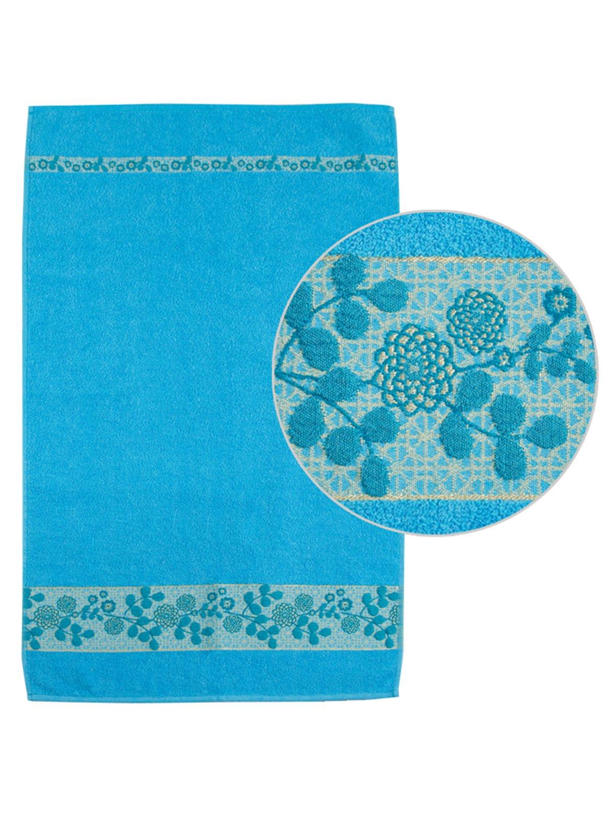 Полотенце махровое (50х90 см) | 3800501