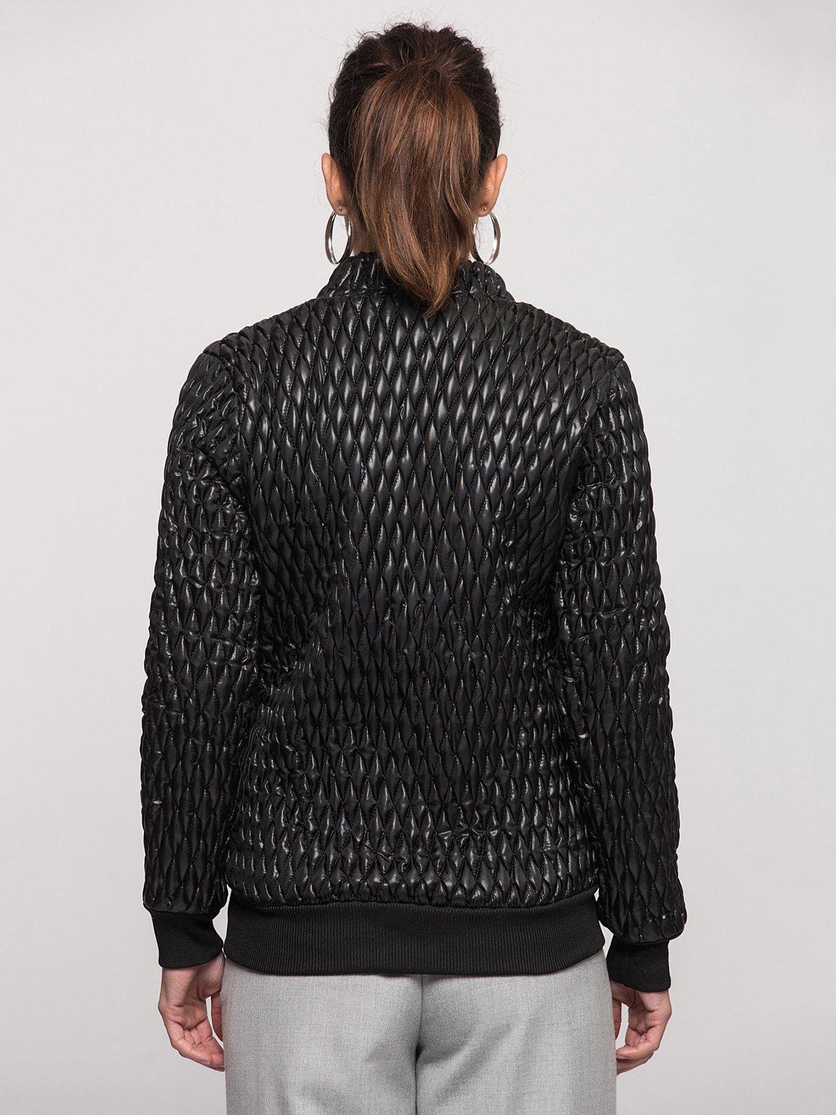 Куртка черная | 3808974 | фото 2