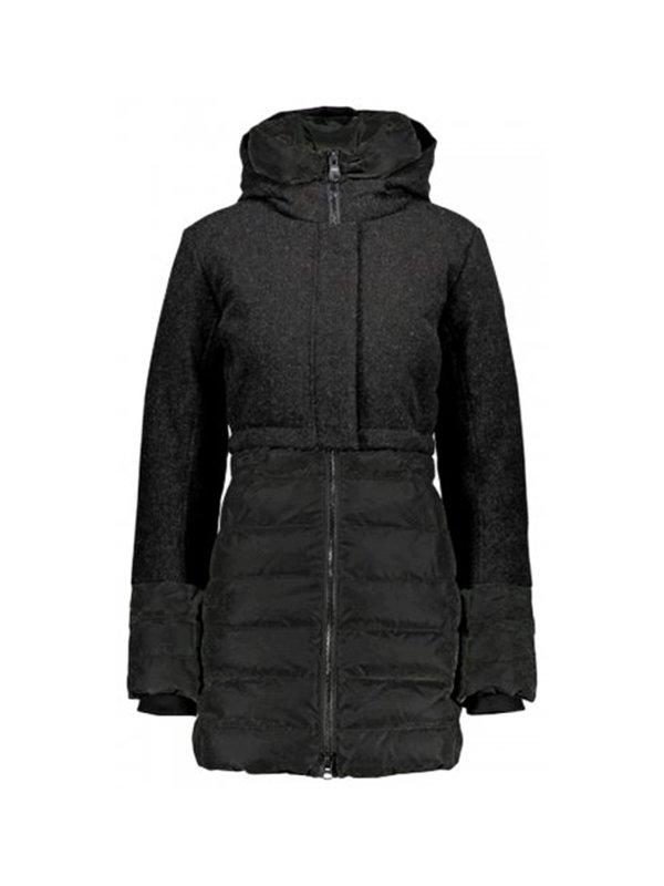 Пальто чорне | 3808304