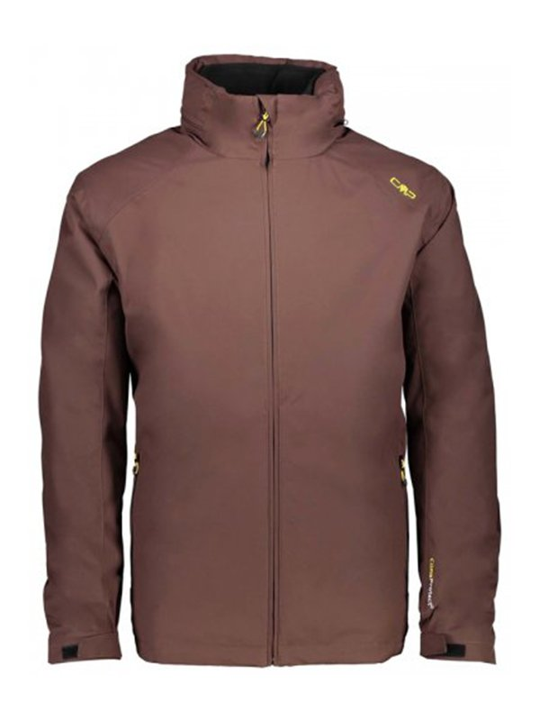Куртка коричнева | 3808337