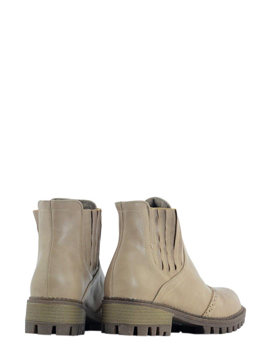 Ботинки бежевые | 3810792 | фото 2