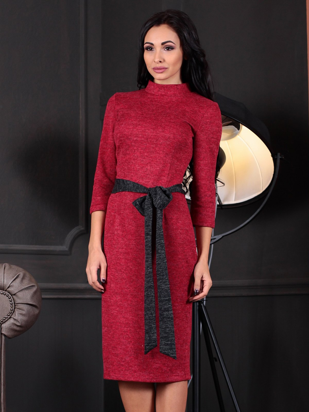 Платье красное | 3788211