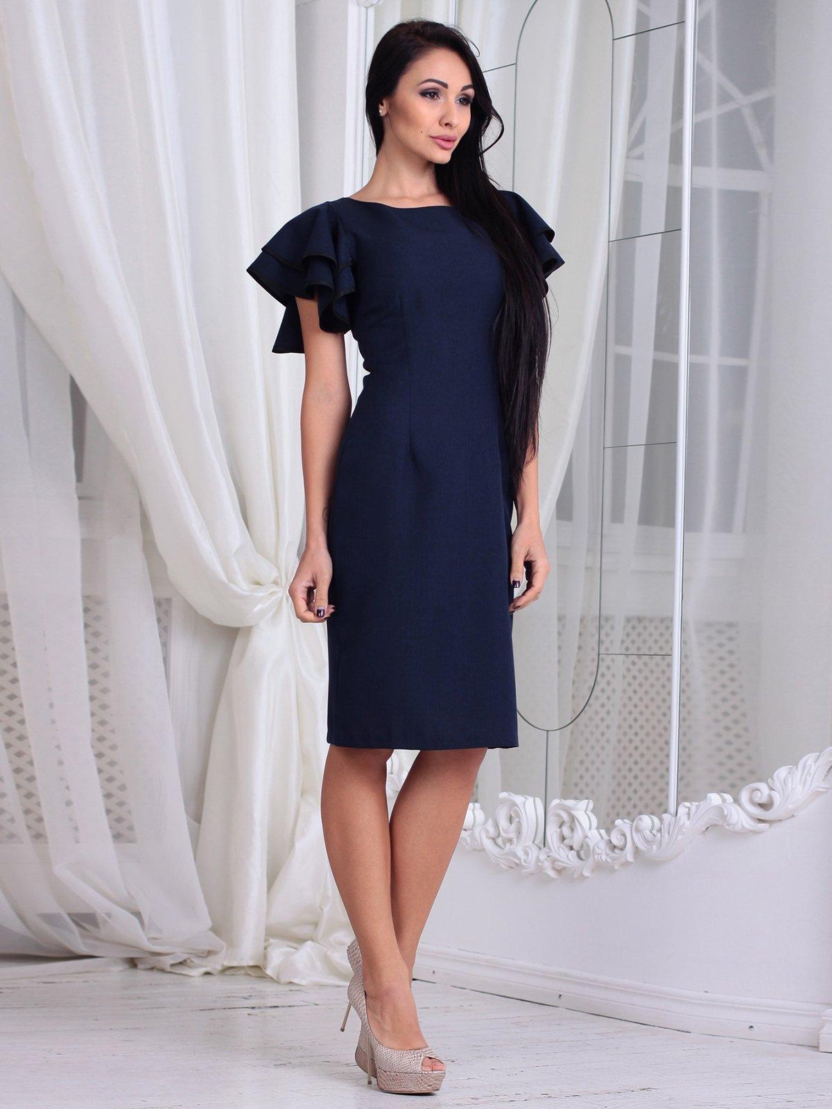 Сукня темно-синя   3788246