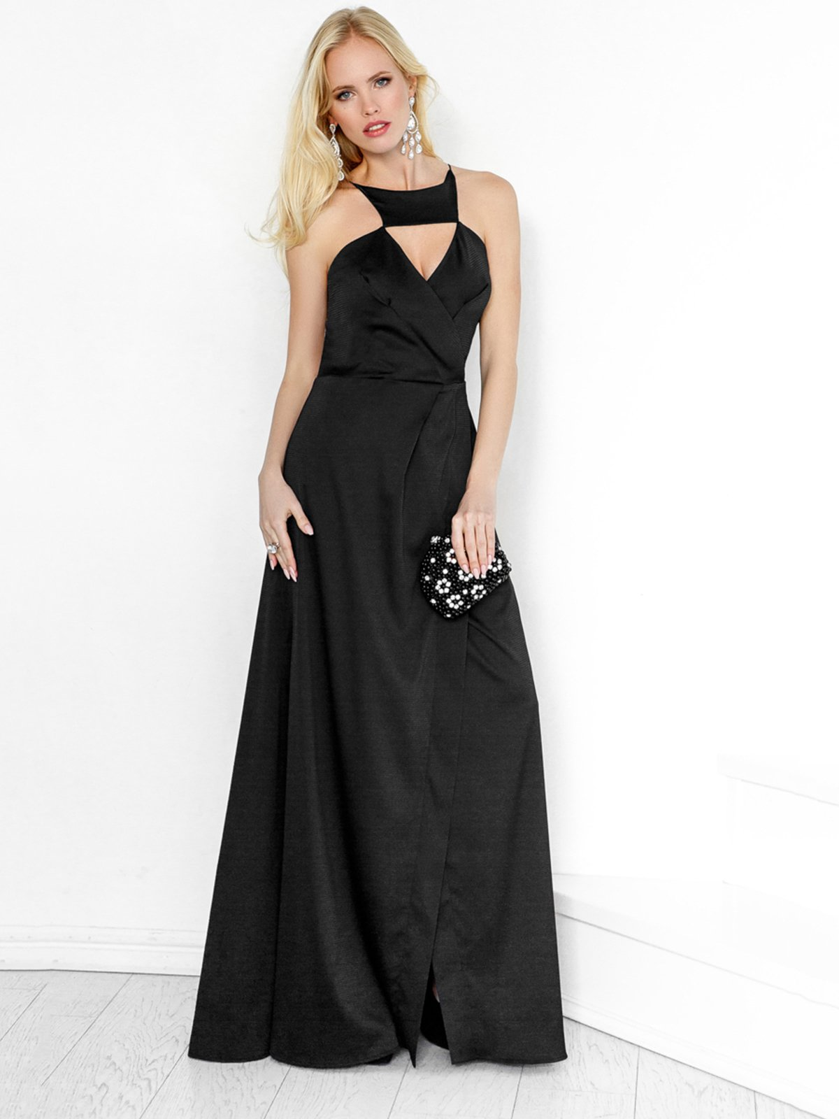 Платье черное | 3814068