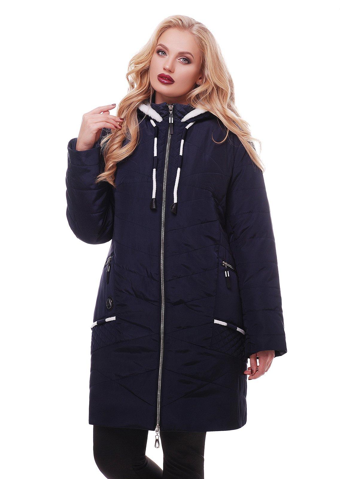 Куртка темно-синяя | 3814240