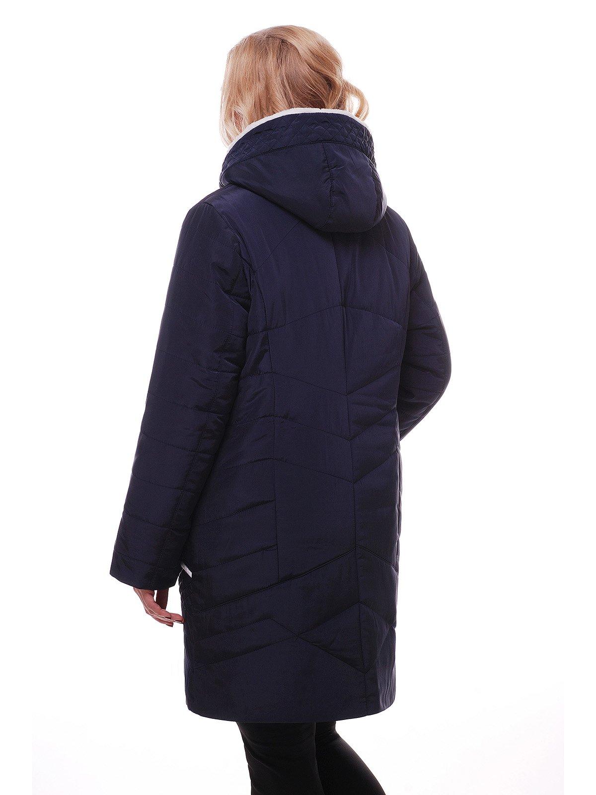 Куртка темно-синяя | 3814240 | фото 3