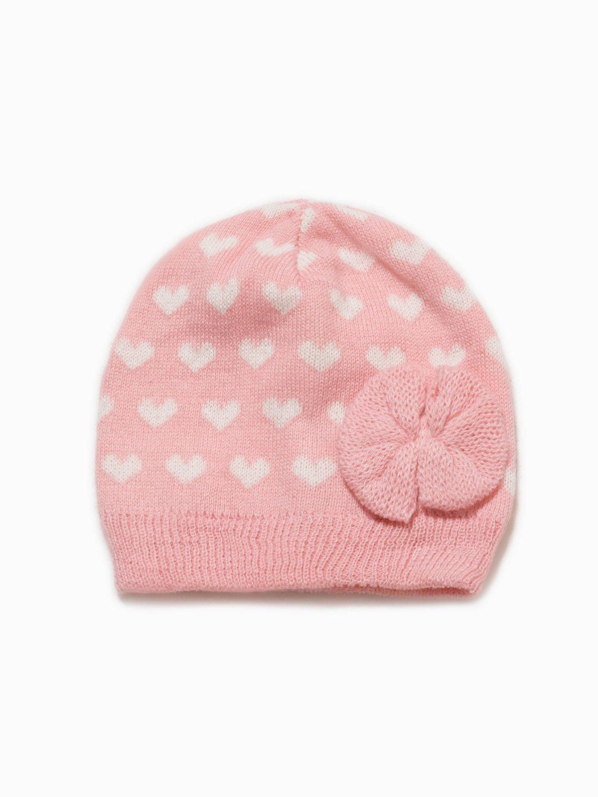 Шапка рожева | 3723253