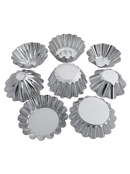 Форма для випічки «Асорті» (8 шт.) | 3823018