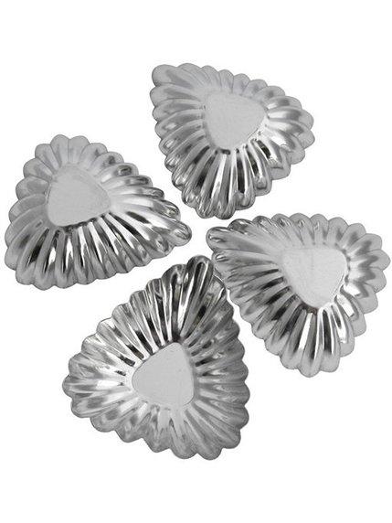Форма для випічки «Лист» (70х65 мм), (4 шт.) | 3823022