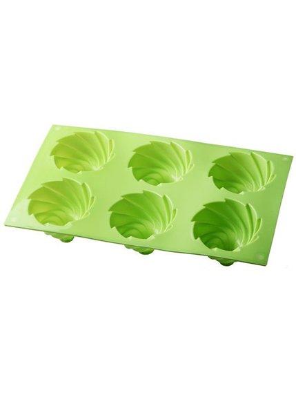 Форма силіконова для випічки кексів (28,5х16,5х4 см) | 3823064