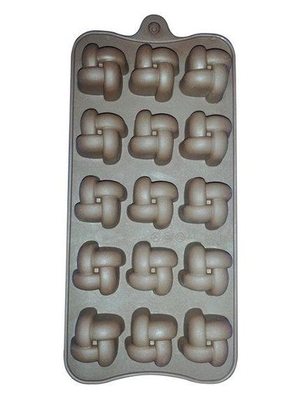 Форма силіконова для льоду та шоколаду | 3823100