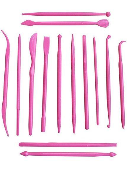 Набір ножів для мастики (14 шт.) | 3823143