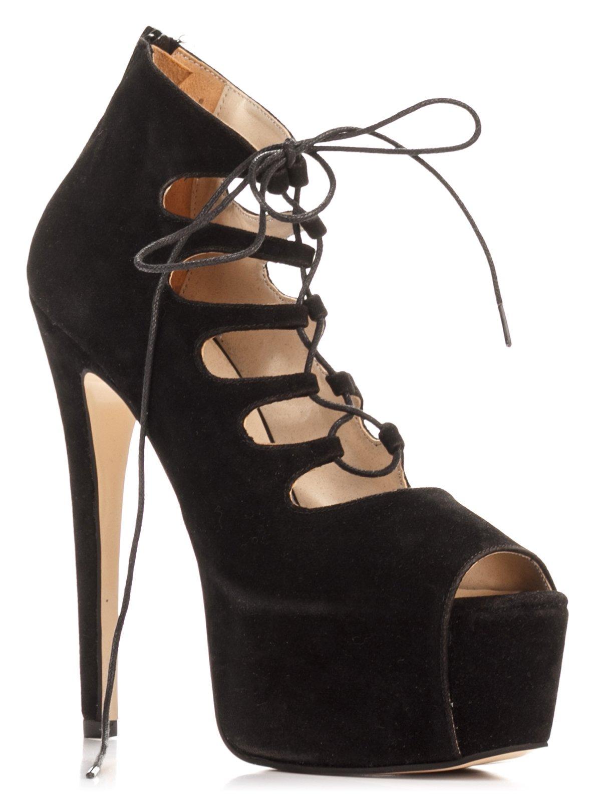 Туфлі чорні | 3493074