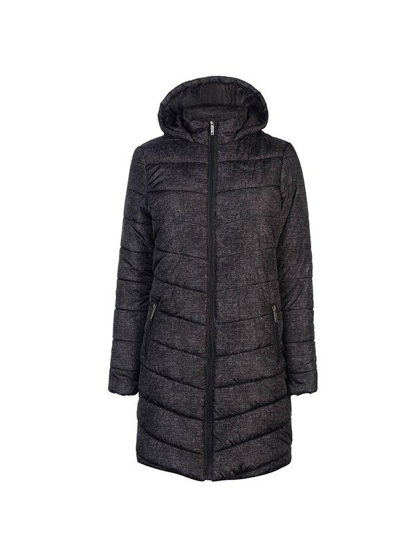 Пальто темно-серое | 3826723