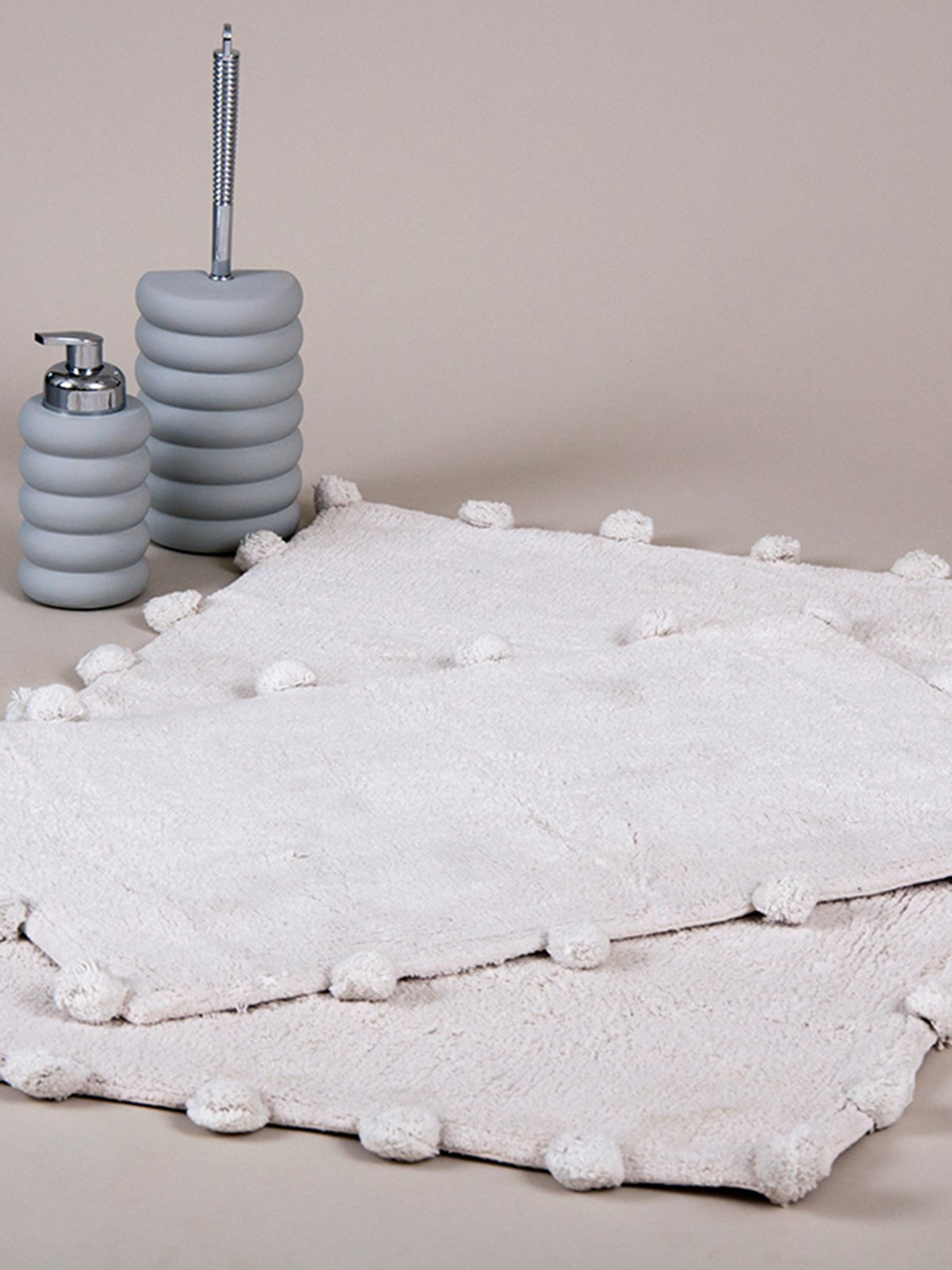 Набір килимків для ванної кімнати (2 шт.) | 3826392