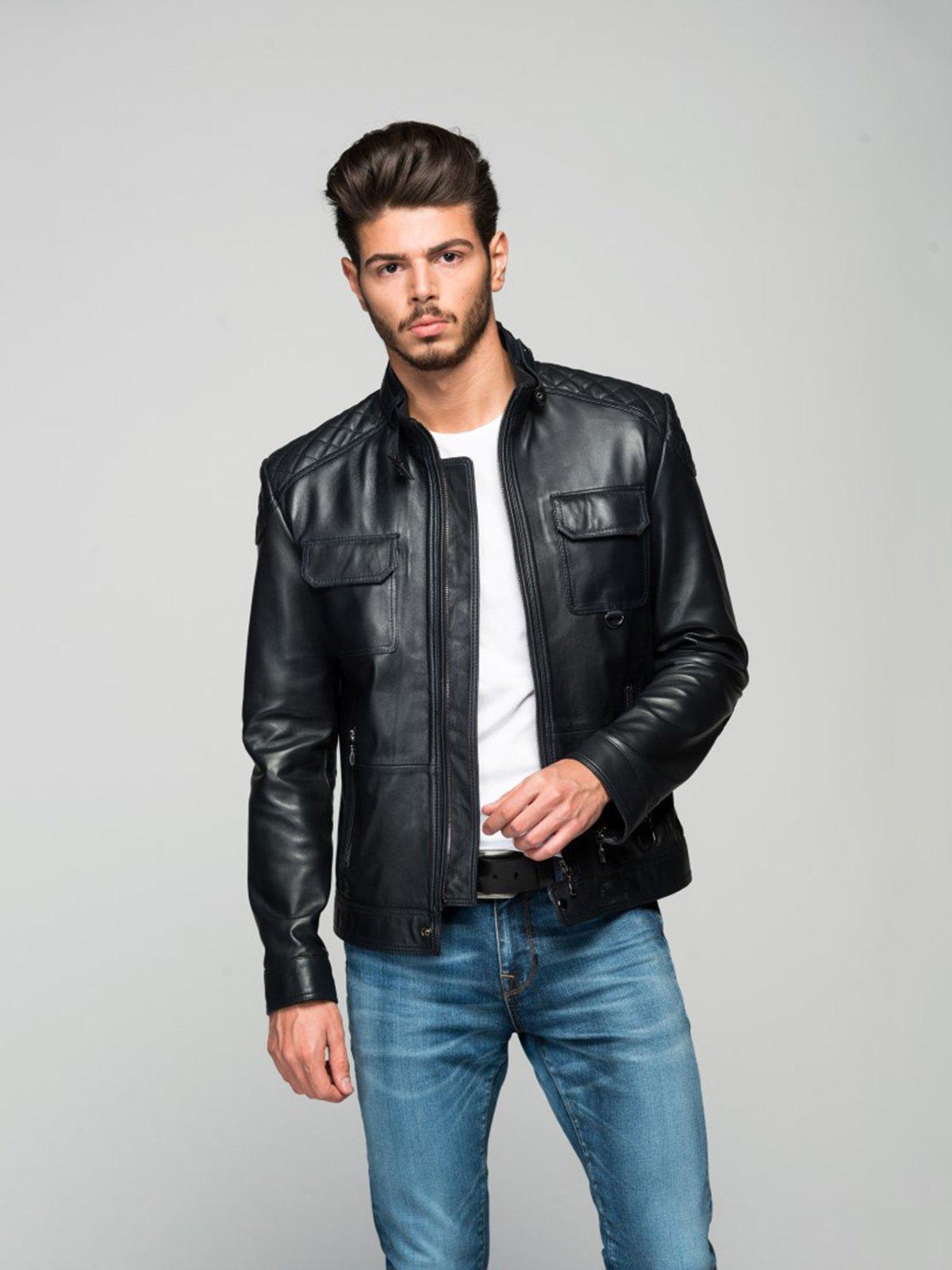 Куртка темно-синяя | 3830203