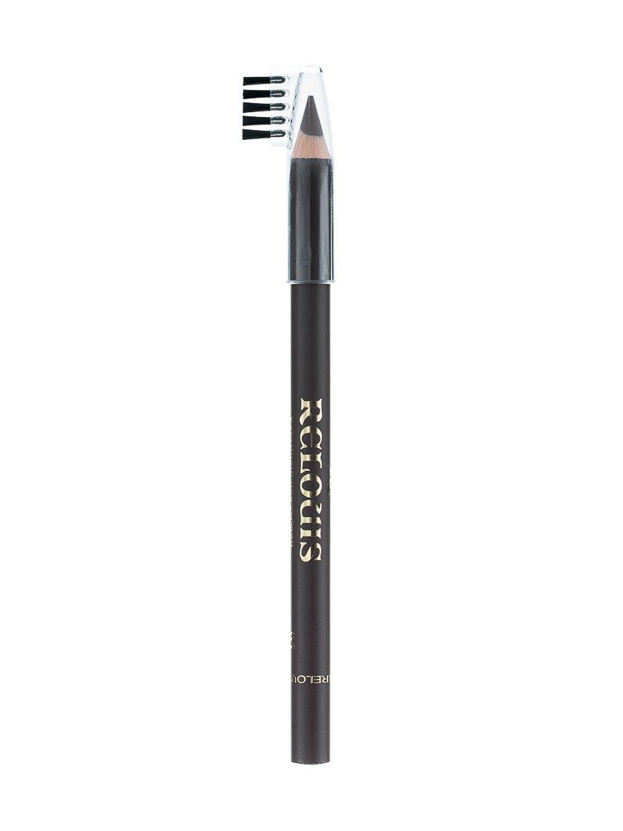 Олівець для брів — №01 — коричневий | 3830097