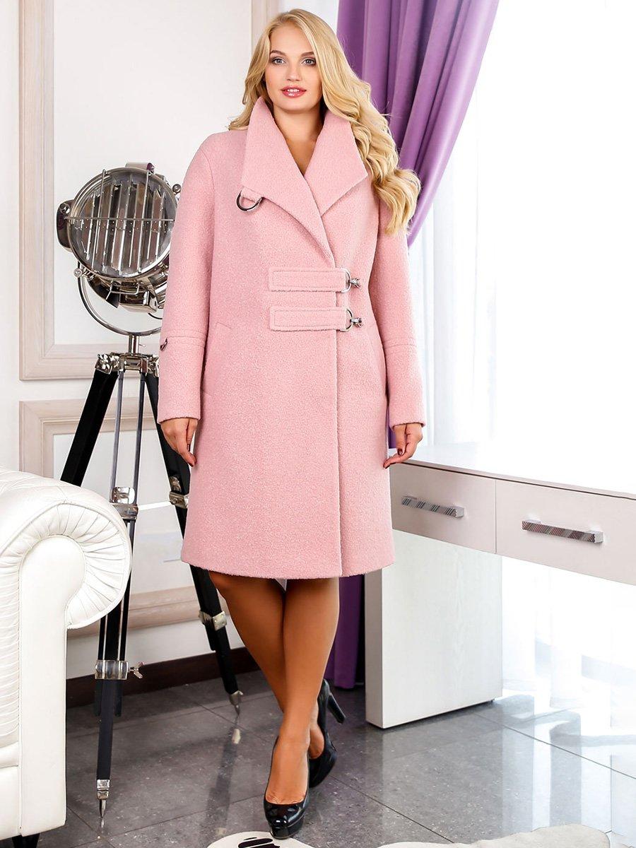 Пальто рожеве | 3831003