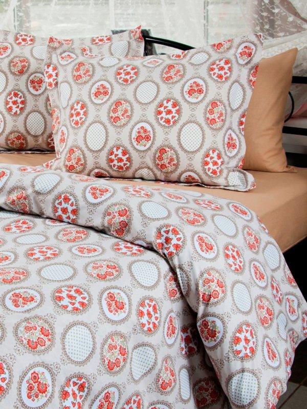 Комплект постельного белья семейный | 3832968