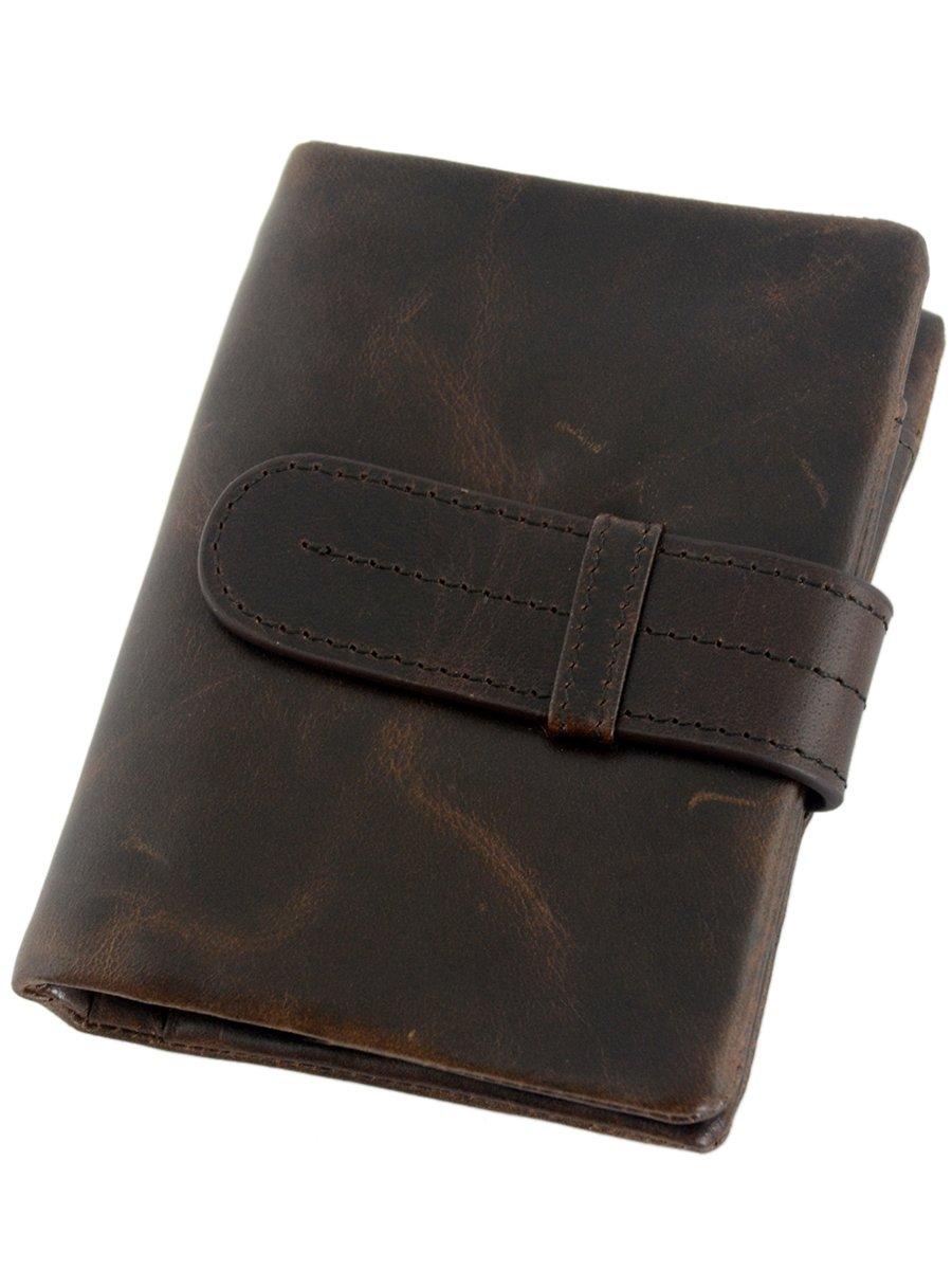 Бумажник коричневый | 3832796
