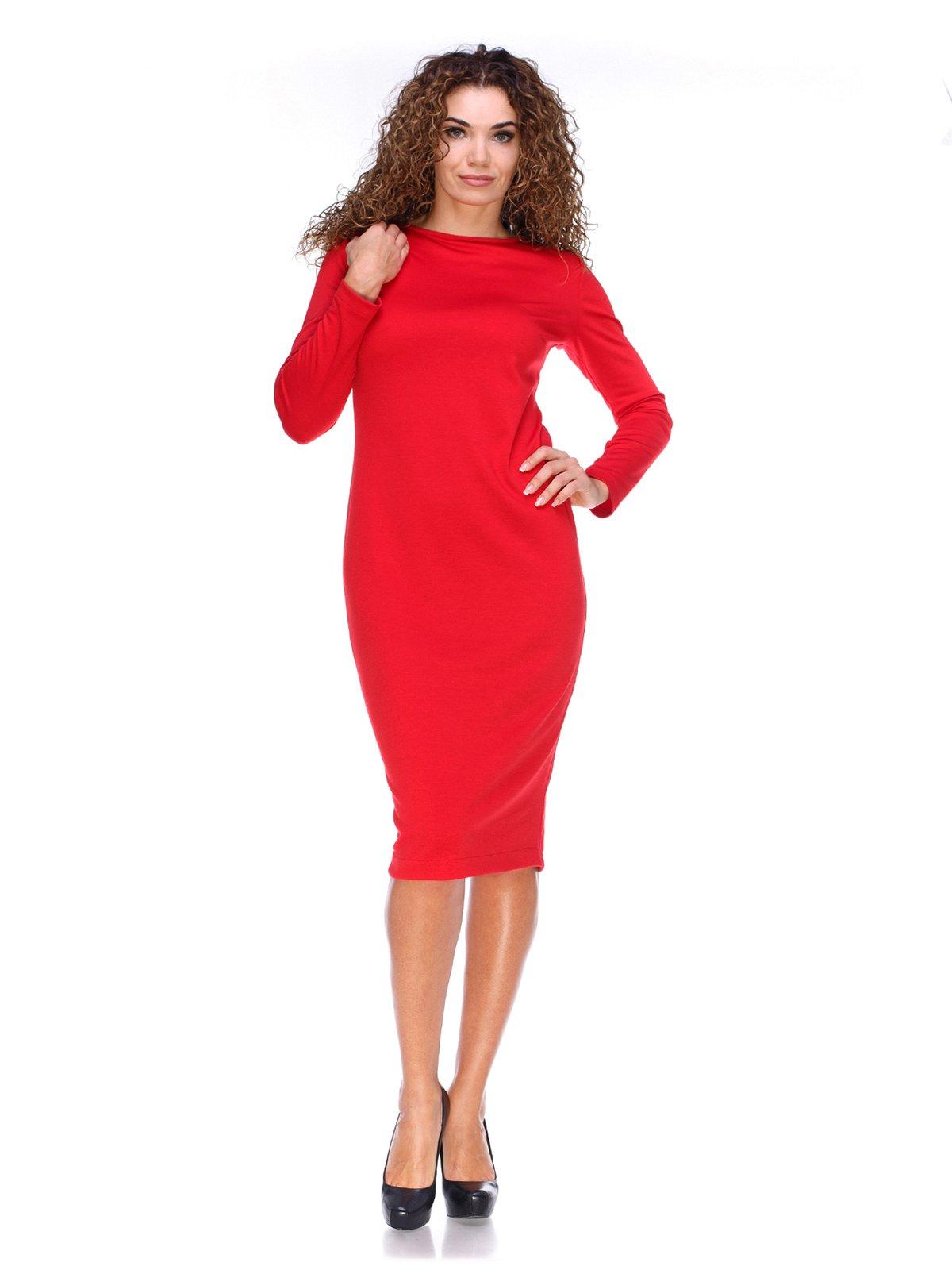 Сукня червоного кольору | 3821200