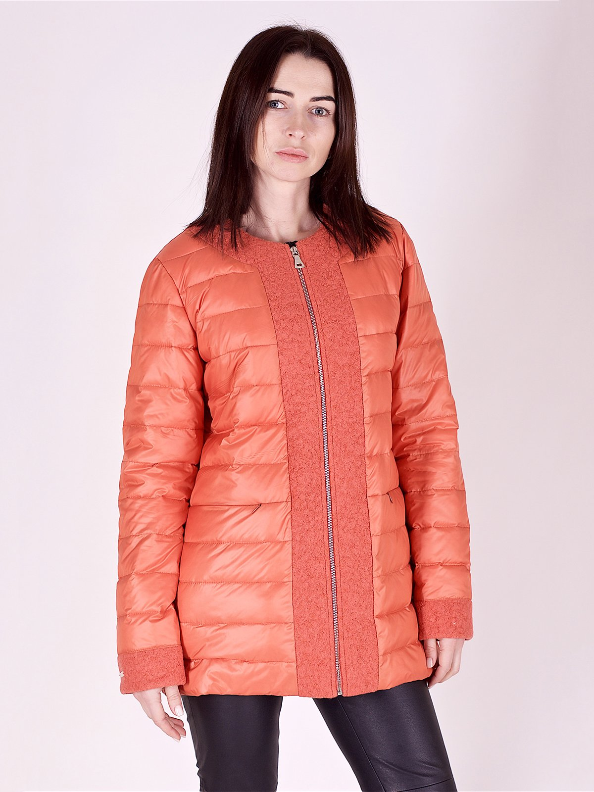Куртка теракотова | 2174460
